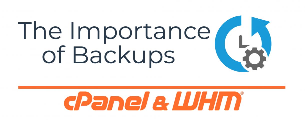 The Importance of Being Earnest (about Backups)
