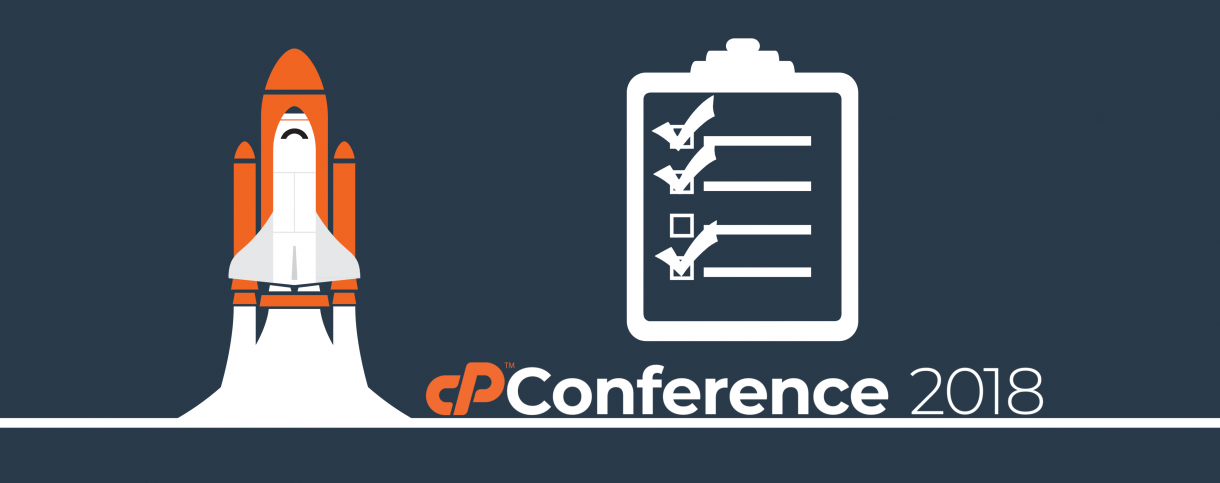 Your 2018 #cPConf Checklist | cPanel Blog