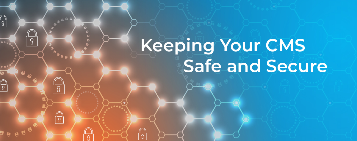 Keeping your CMS Safe and secure